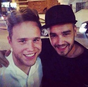 Olly and Liam