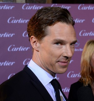 Benedict at the Palm Springs International Film Festival