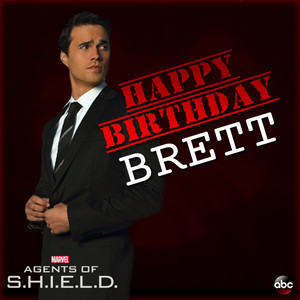 Brett Dalton Birthday ♥