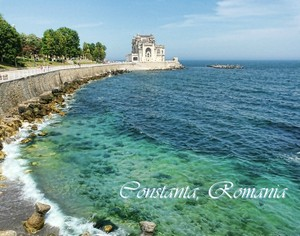 Constanta casino, Romania ~ Black Sea