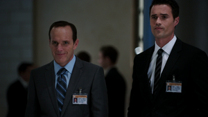 Coulson and Ward