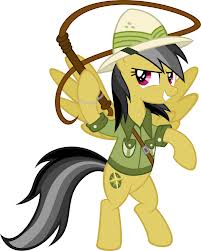Daring Do the Pegasus