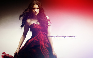 Elena and Katherine Wallpaper