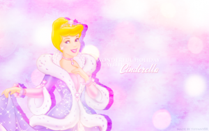 Holiday Princess - Cinderella
