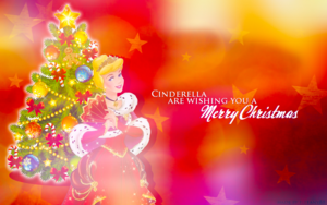 Holiday Princess - cinderela