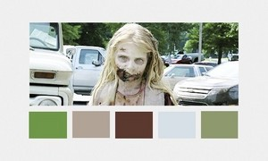 Little Girl Zombie | Color Scheme