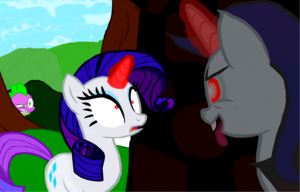 Rarity Hypnotized