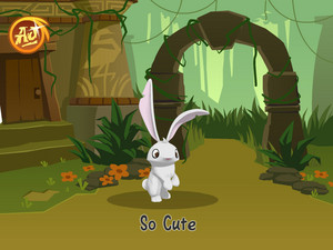 So Cute: My Bunny, Snowflake