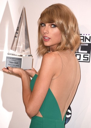 Taylor rápido, swift At AMAS