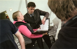 Tenth Doctor - BTS