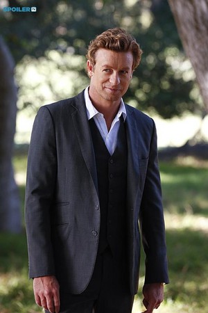 The Mentalist - Episode 7.06 - Green Light - Promotional تصاویر