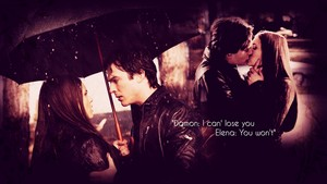 The way he kisses her and holds her in the rain