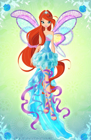 Winx Club Bloom's Harmonix