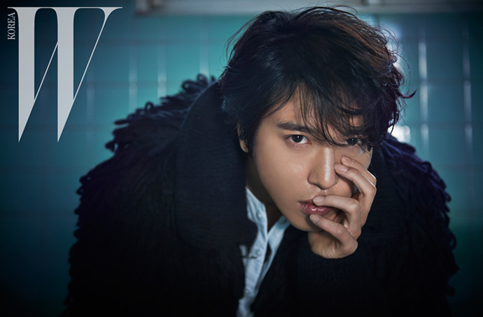 Yonghwa for ''W Korea'' January Edition 2015