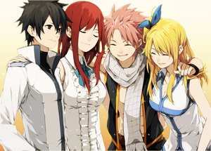 fairy tail strongest team