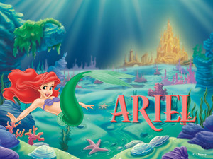 Ariel, The Little Mermaid
