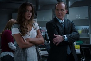 Coulson and Skye ♥