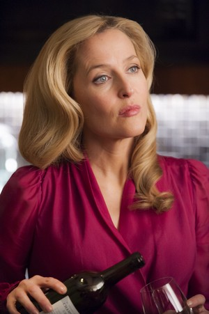 Gillian Anderson in 'Hannibal'