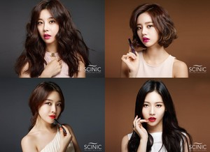 Girl's Day Scinic Cosmetics