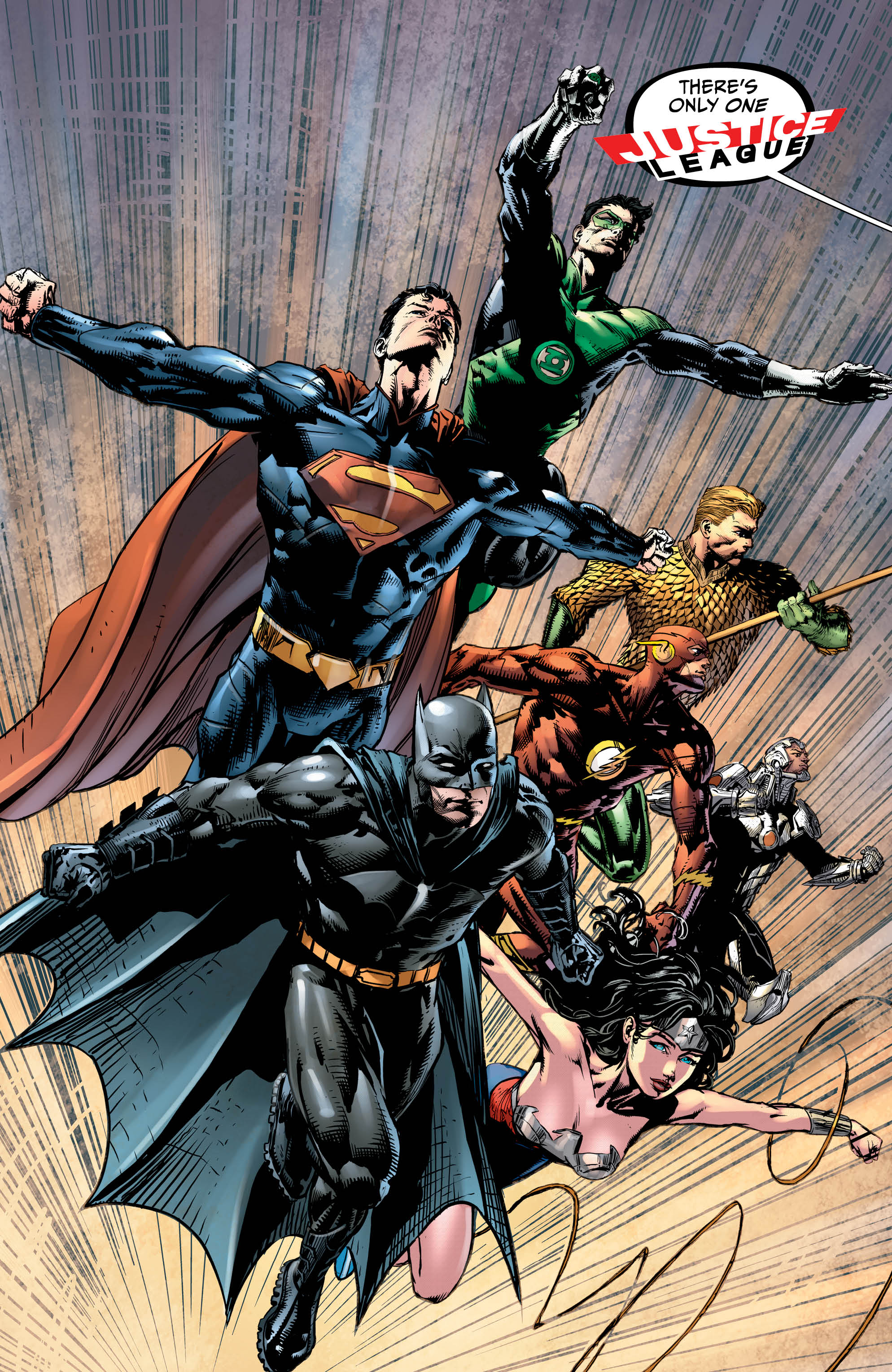 Justice League - New 52