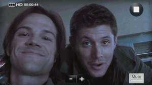 Leviathan!Sam and Leviathan!Dean