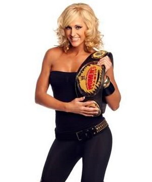 Michelle McCool - wwe Women's Champion