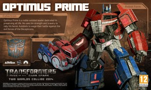 Optimus Prime - Rise of the Dark Spark