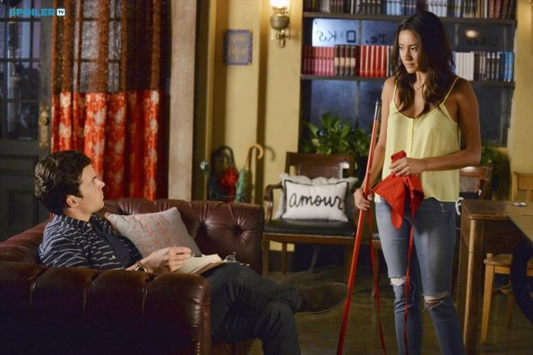 Pretty Little Liars - Episode 5.19 - Out, Damned Spot - Promo Pics