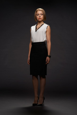 Rachel Duncan Season 2 Promotional Picture