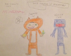Stampy and Ballistic Squid