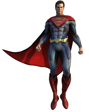 Superman - Injustice Gods Among Us