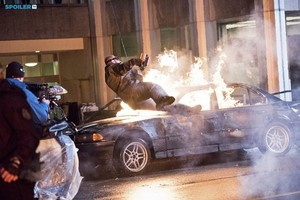 The Flash - Episode 1.10 - Revenge of the Rogues - BTS Pics