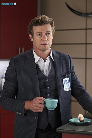 The Mentalist - Episode 7.10 - Nothing ゴールド Can Stay - Promotional 写真