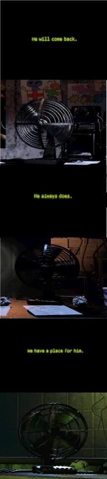 The truth about the fan.