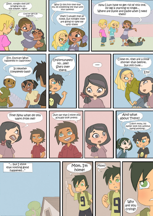 Total Drama Kids Comic Page 27