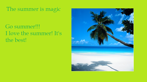 magic is summer