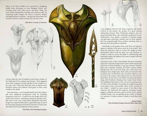 mirkwood warrior concept art
