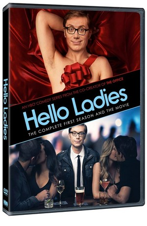 Hello Ladies Season 1 and Movie DVD