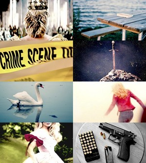 ADF Picspam Series {Characters; Aline}