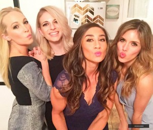 "Candice's ""Girls Night Out"" 2.20.15"