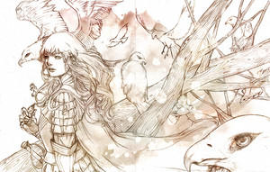 Griffith Fan-art. <3