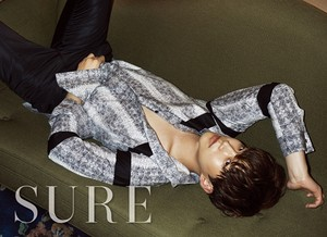 Lee Junho for Sure Magazine