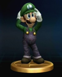 Luigi Trophy (Brawl)