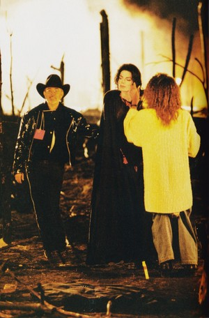 Michael Jackson - HQ Scan - Earth Song Short Film