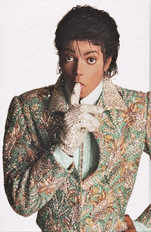 Michael Jackson - HQ Scan -Glen Wexler Photosession,84