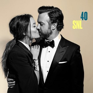 Olivia Wilde and Jason Sudeikis @ SNL's 40th Anniversary Special
