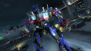 Optimus Prime - Revenge of the Fallen