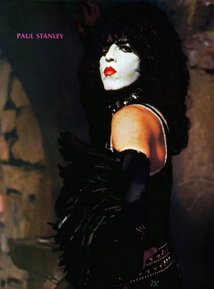 Paul Stanley ~KISS Meets the Phantom of the Park