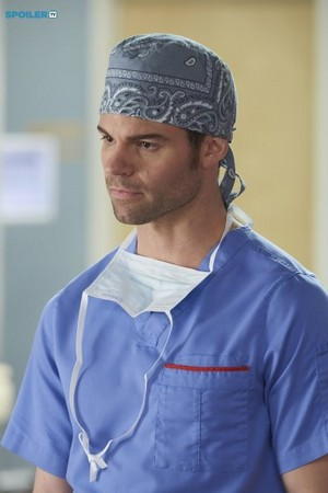 Saving Hope - Episode 3.17 - Fearless - Promo Pics