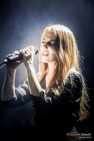 Simone Simons, Live performance @Germany 2015